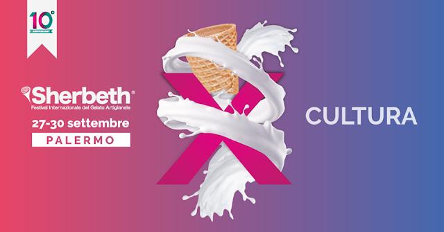 Sherbeth 2018, il Festival Internazionale del Gelato Artigianale a Palerm