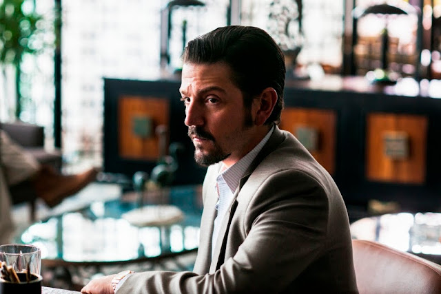Diego Luna in Narcos: Mexico