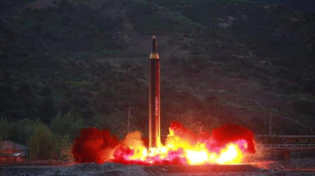 Corea del Norte lanza otro misil que sobrevuela Japón