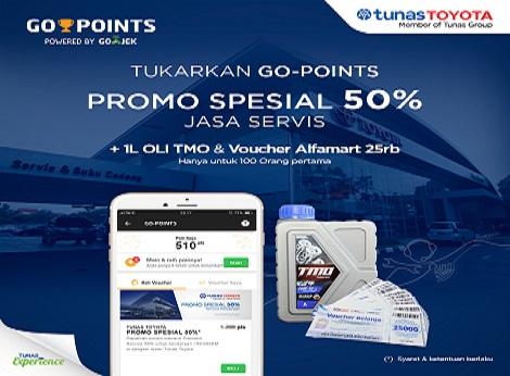Promo Service Toyota