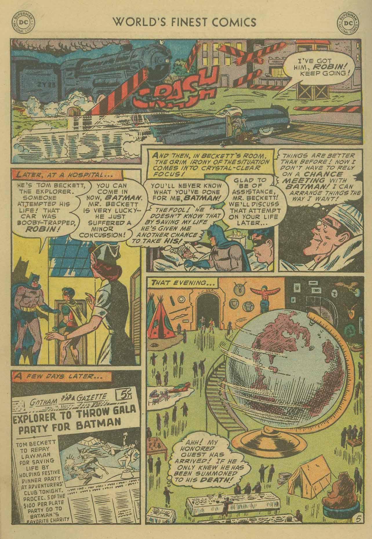 Read online World's Finest Comics comic -  Issue #69 - 58