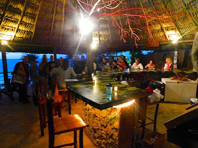 welcome reception, the black iguana, yoga, yoga retreat, good energy, bliss beach, welcome, paya bay resort,