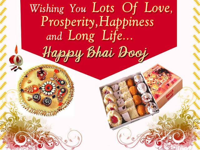 Bhai Dooj Quotes Greetings Cards & Whatsapp Status In Hindi English And Wishes Message 2016