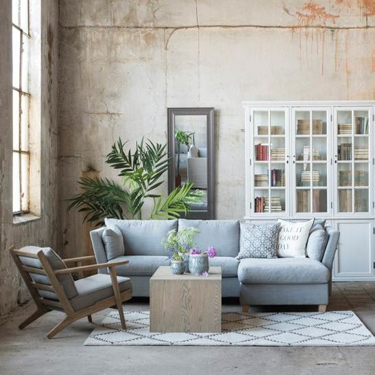 Ypperlig Nordisk form sofa – Leiligheten dekor ON-54