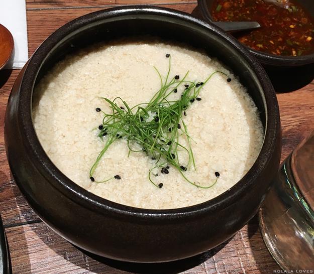 Homemade Tofu with Scallion Soy Vinaigrette