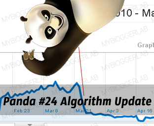 Official Google Panda #24 Update on January 22, 2013