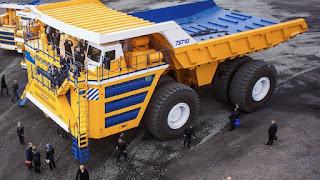 dump truk terbesar di dunia