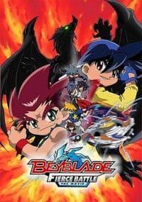 Beyblade: The Movie – Fierce Battle (2004)