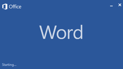Office Word 2016