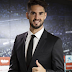 Isco, futbolista del Real Madrid, se liga a una famosa de telecinco