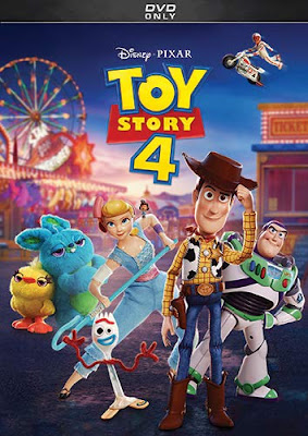Toy Story 4 2019 Dvd