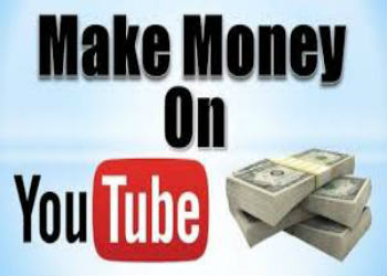 Get paid working from home by your videos at YouTube Channels-350x250