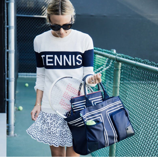 b1e31c252ee9 Daily Cup of Couture  Tory Sport  Tennis