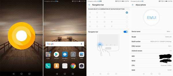 Huawei Mate 9 Android 8.0 Oreo Beta Update Leaked
