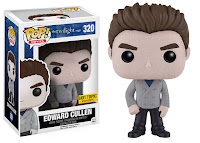 Funko Pop! Edward Culllen Glitter Hot Topic