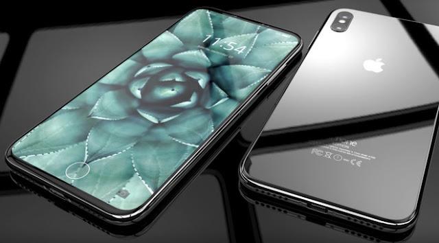 Tin mới iPhone 8, cảm biến Touch ID sẽ nằm ở mặt lưng