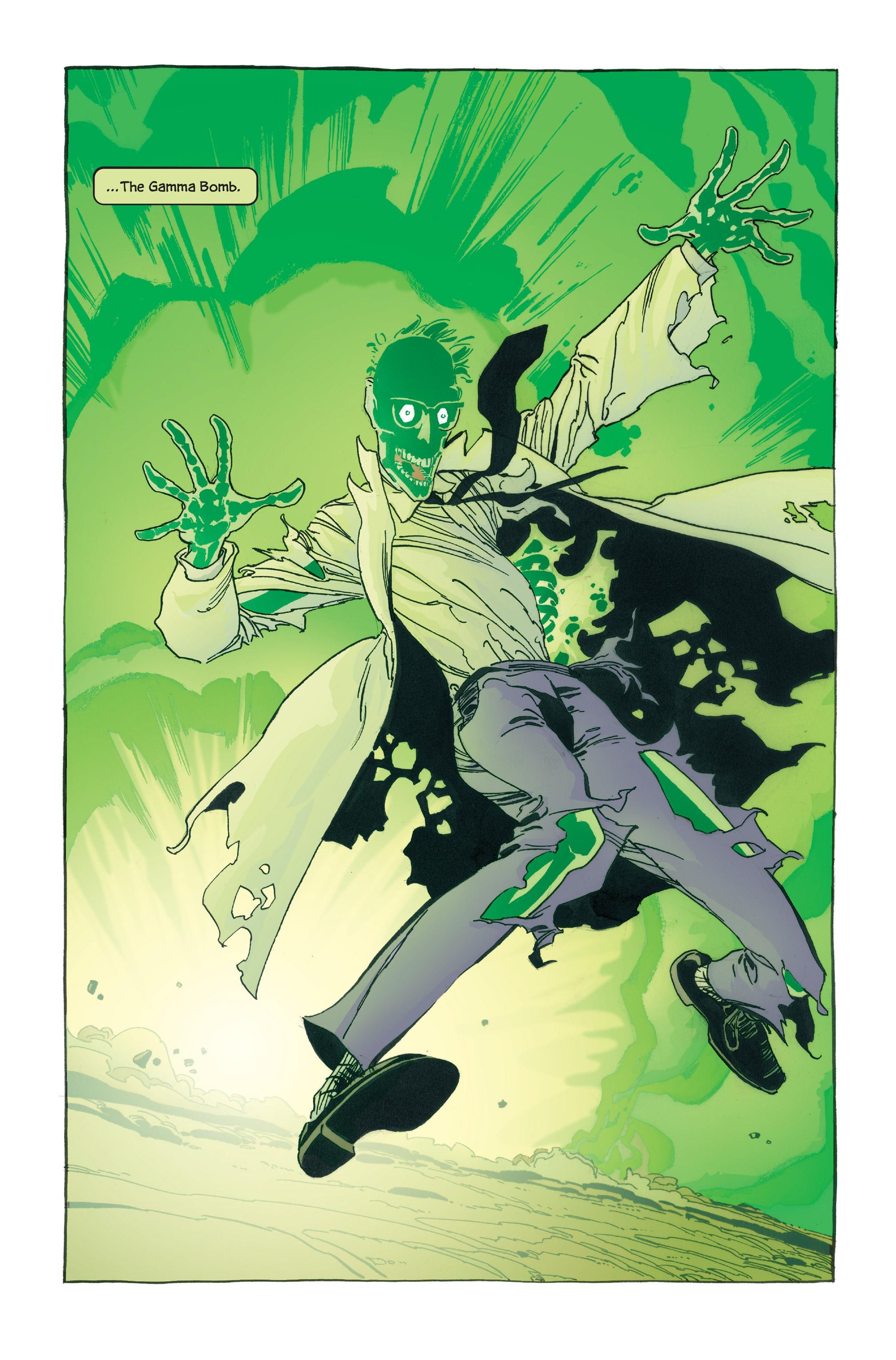 Read online Hulk: Gray comic -  Issue #1 - 7