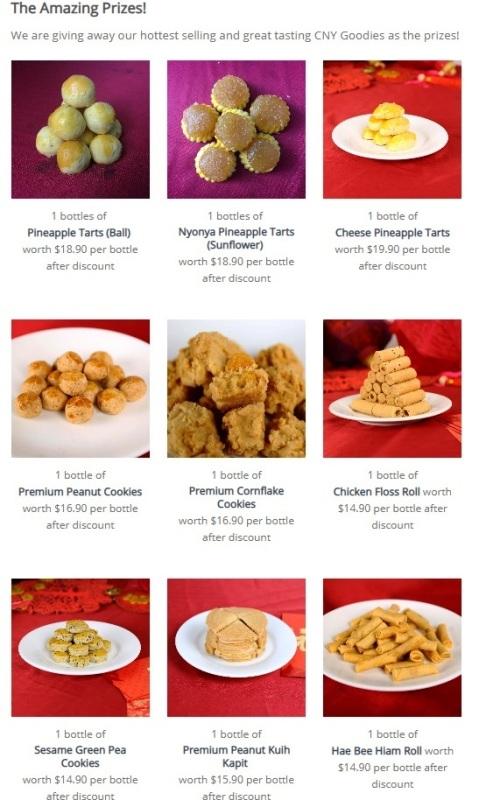cny goodies bing liang bakery giveaway