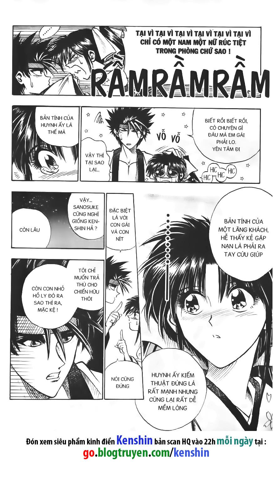 Rurouni Kenshin chap 17 trang 5