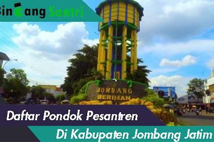 Daftar Pondok Pesantren Di Kabupaten Jombang