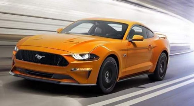 2018 2019 FORD Mustang Refresh Released | 2018 2019 Mustang Photos | Design,Performance - TheCarMotor