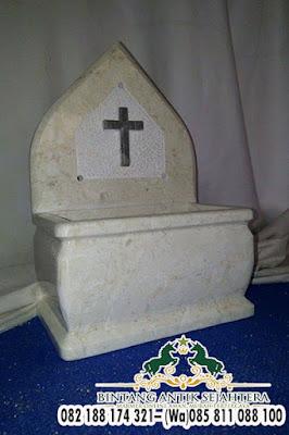 Batu Nisan Agama Kristen, Batu Nisan Kuburan Kristen