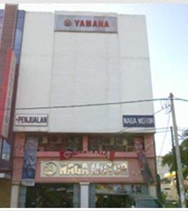Dealer Yamaha NAGA MOTOR Jakarta Pusat
