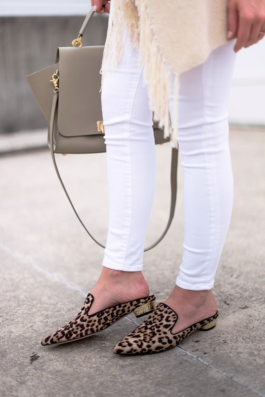 Leopard Slides - Something Delightful