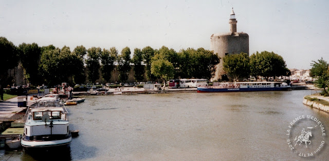 AIGUES-MORTES (30) - Tour Constance