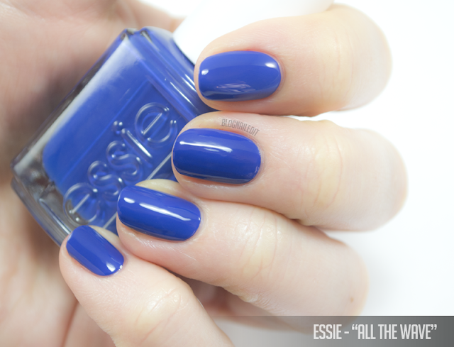 essie - all the wave