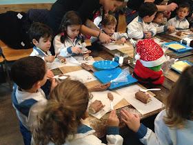talleres de pasteleria para niños visitas de colegios en sevilla