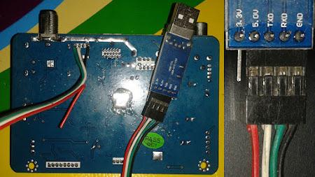 Cara Membuat Kabel USB to TTL Receiver LGSat Infinite