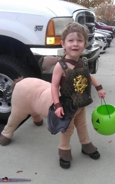 Cute Kids Halloween Costume
