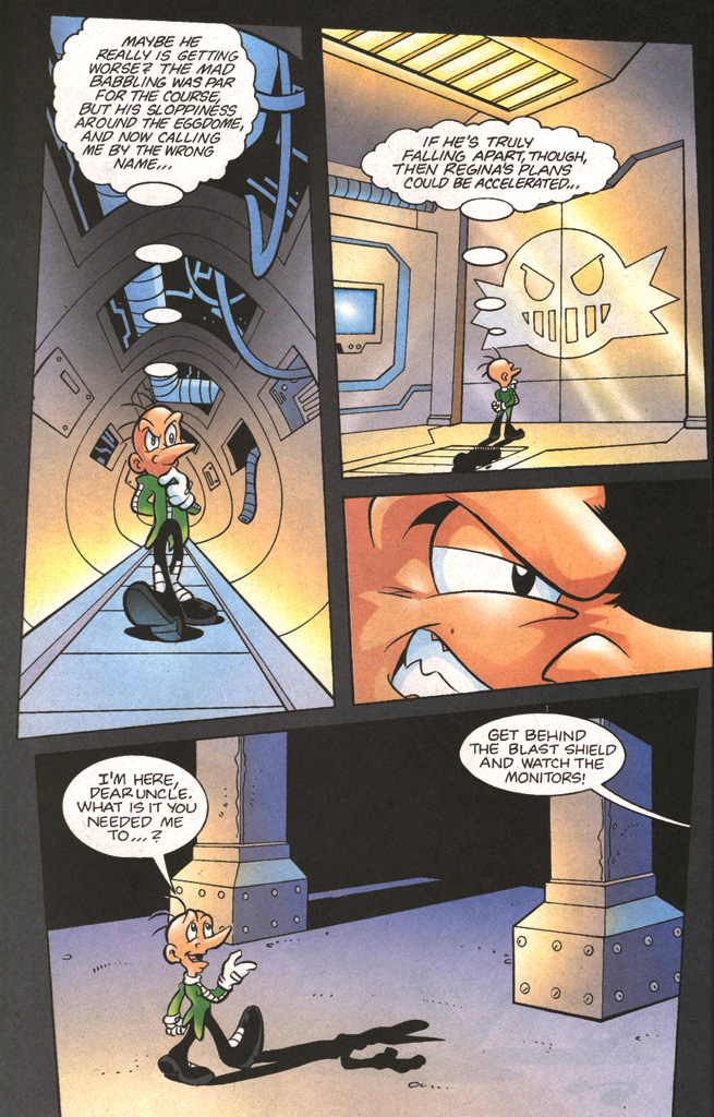 Read online Sonic The Hedgehog comic -  Issue #197 - 26