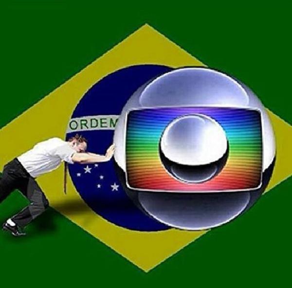 Não se enganem → Rede Globo Com Seu Pseudo-Jornalismo   Real-Golpismo - É  Uma Espécie de Programa Piloto do Golpe Suave... O Jornal Nacional Joga Seu  ... 12f1034eeff96