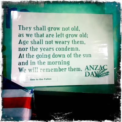 anzac day poem