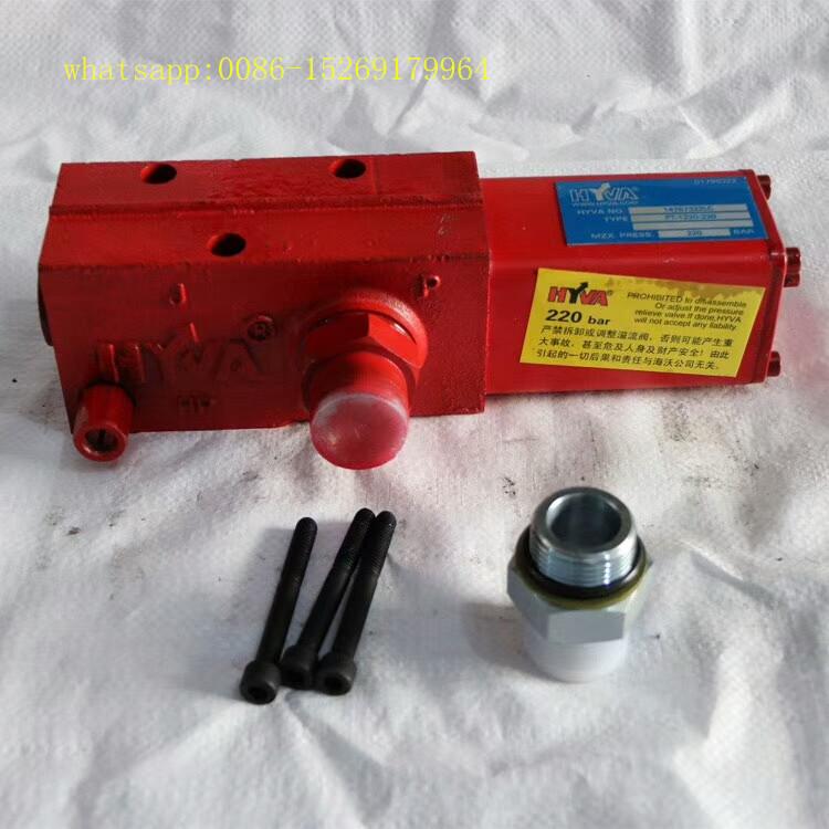China made HYVA Parts 14767322LC Hydraulic cylinder