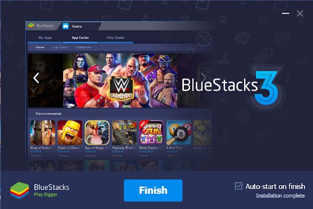 "Tải Bluestacks ""Phần mềm giả lập Android"" cho windows 7 8 10 8.1 c"