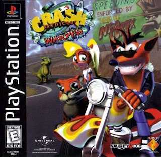 PSP ISOs Emuparadise: Crash Bandicoot 3: Warped (USA) PSX ISO