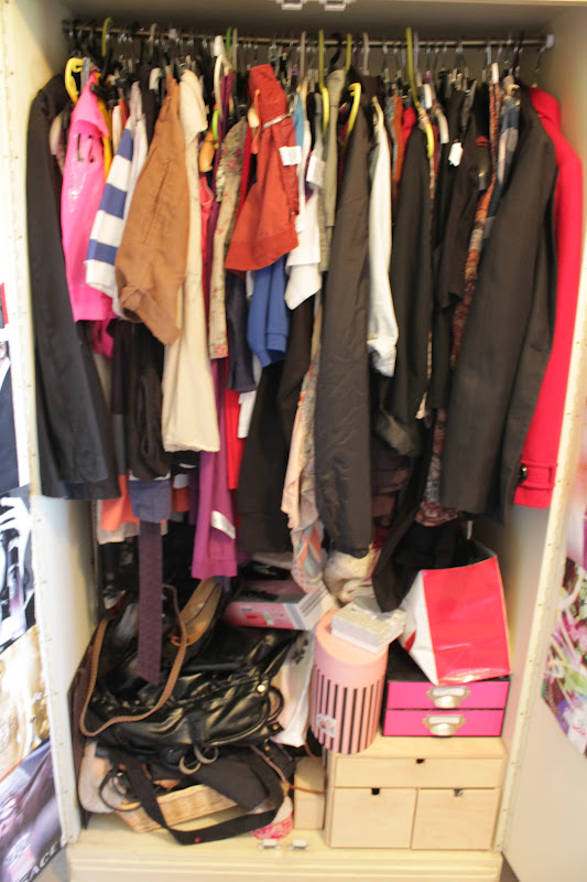 Yesterday I Set Myself A Challenge Of Something D Been Putting Off For Weeks To Sort Out My Wardrobe Some May Call It Closet
