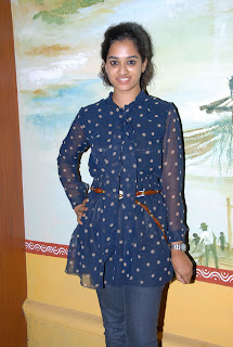 Nanditha Latest Stills in Jeans at NND