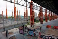 Parco Dora:il capannone dello strippaggio