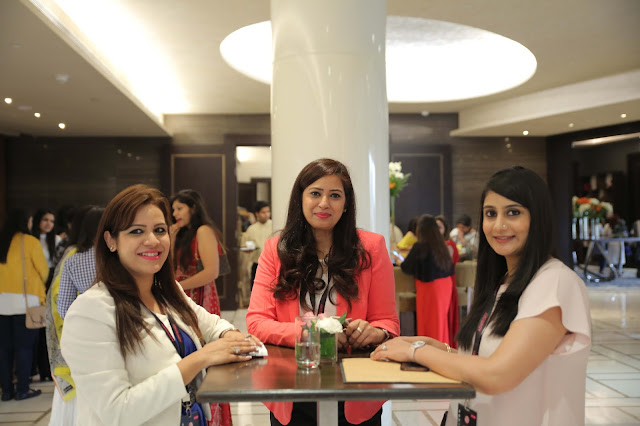 (Left to Right )Neha Malhotra, Archana Singla, Nivedita Khurana-