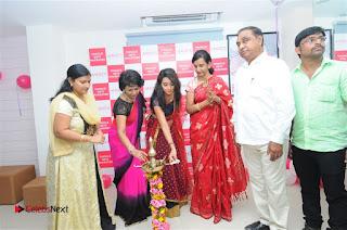Telugu Actress Bhanu Sri Stills in Lehenga Choli at Anoo's Salon Launch at Ongole  0024.jpg