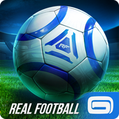 Real Football Apk Terbaru 2017