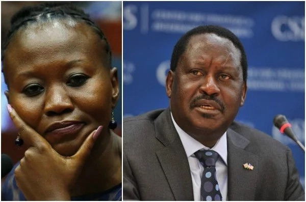 Raila Confirms Roselyn Akombe Was The NASA Mole In IEBC