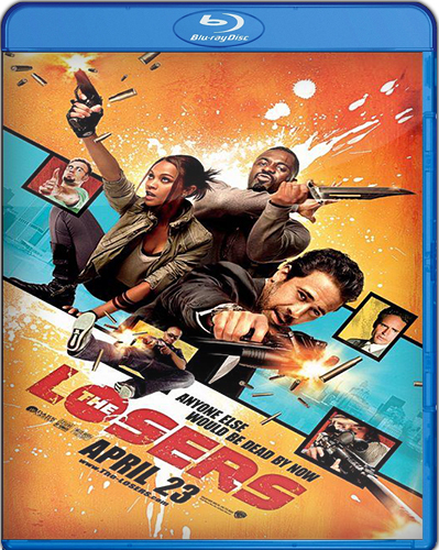 The Losers [2010] [BD25] [Latino]