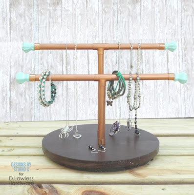 Jewelry Holder Lazy Susan - final