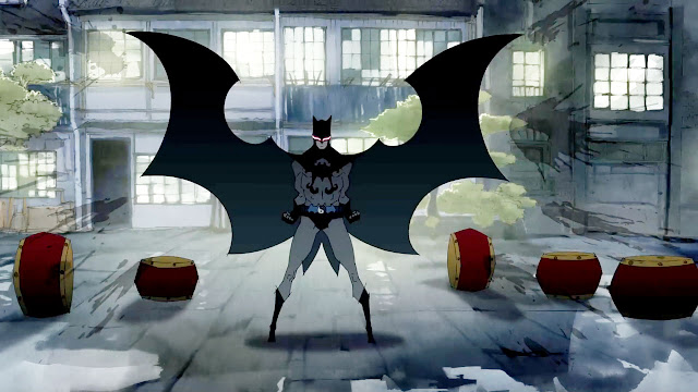 Batman of Shanghai - DC Nation Shorts
