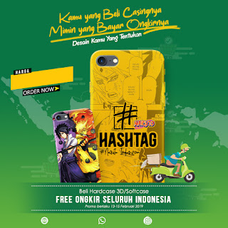 Download Stiker Promo Heboh FREE ONGKIR